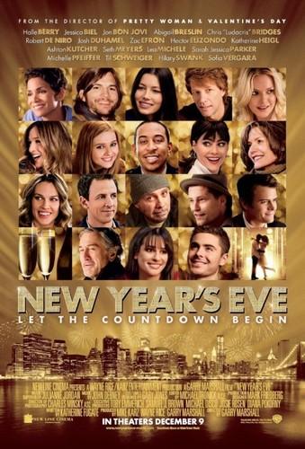 New Years Eve movie Ashton Kutcher