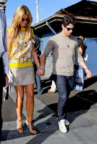 Nick and Delta 2011