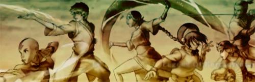 Opening to Legend of Korra