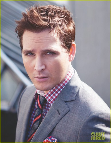 Peter Facinelli Covers 'Da Man' December/January - twilight-guys Photo