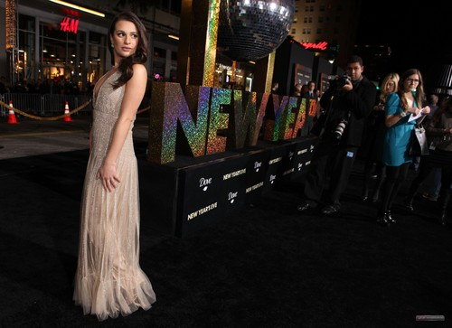 """Premiere Of """"New Year's Eve"""" - December 5, 2011"""