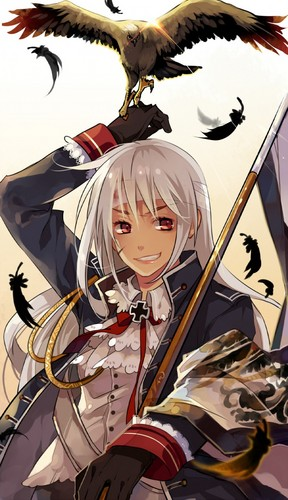 Prussia ~ Gilbert
