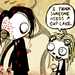 Ragamuffin and Lenore - lenore icon