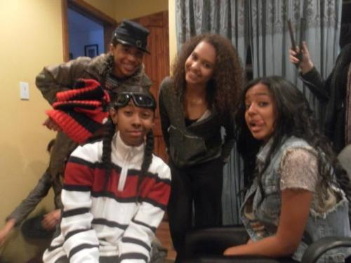 zendaya and mindless behavior - photo #16