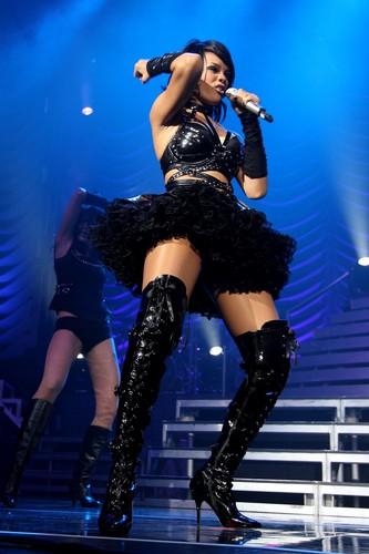 Rihanna ― Good Girl Gone Bad Tour