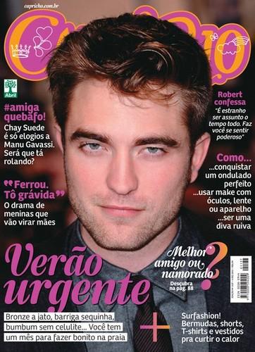 Robert ( Magazine- BR )