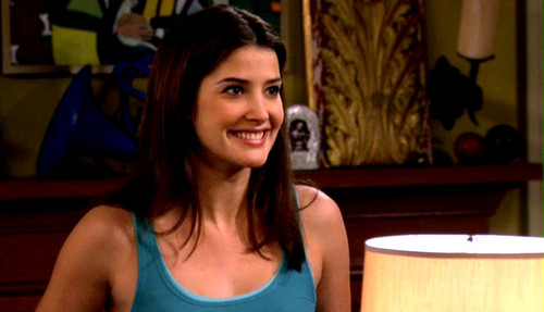 Robin Scherbatsky wallpaper entitled Robin<3