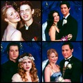 Roswell Couples = Isabel/Alex, Liz/max, Michael/Maria, Tess &amp; Kylie 100% Real  - allsoppa fan art
