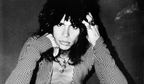 Aerosmith Hintergrund entitled S.T.
