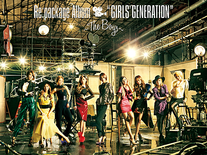 SNSD-First-Japanese-Album-Repackage-Cove