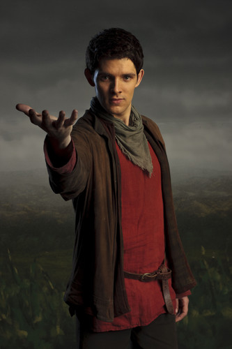 Cast Promo Photos- Merlin
