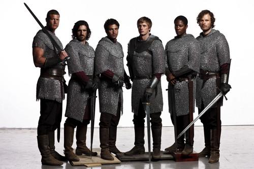 Cast Promo Photos-Knights