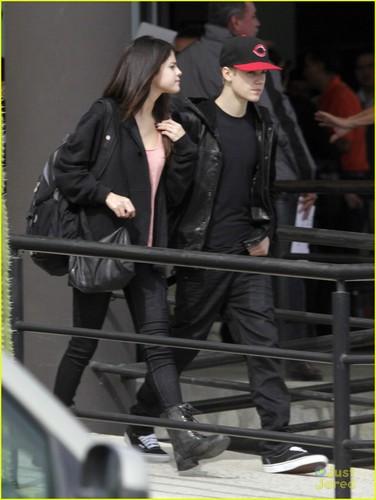 Selena Gomez & Justin Bieber: Mexico Mates