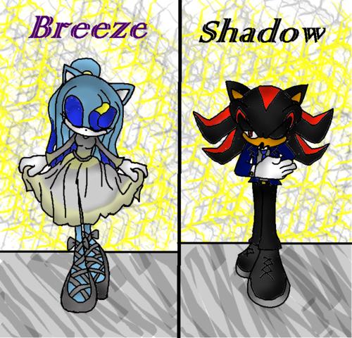 Shadreeze dance