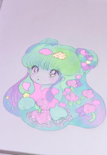 Shampoo Colorful