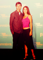 Shiri Appleby & Jason Behr (Liz & Max From Roswell) Public Event!! 100% Real ♥