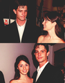 Shiri Appleby & Jason Behr (Liz & Max From Roswell) Public Event!! 100% Real ♥ - allsoppa fan art