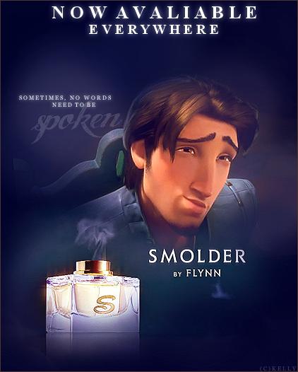 Flynn Rider Smolder