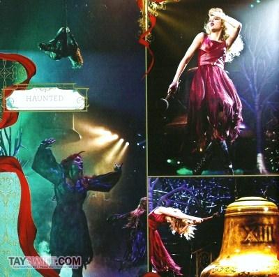 Speak Now World Tour Live Booklet