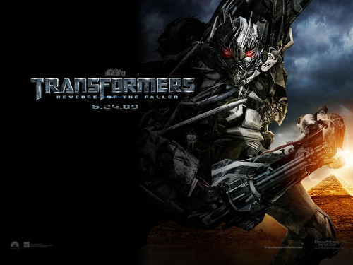 Starscream - transformers-revenge-of-the-fallen Wallpaper