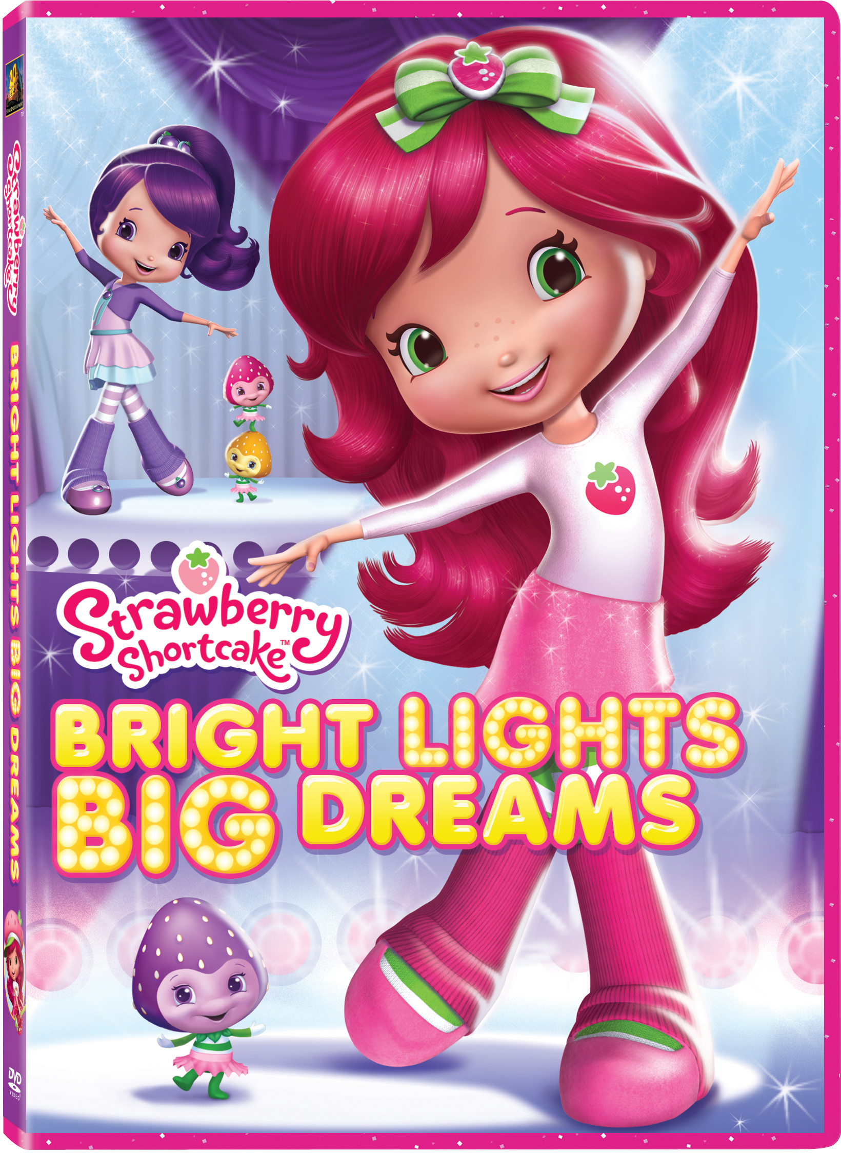 Strawberry - Strawberry Shortcake Photo (27407657) - Fanpop