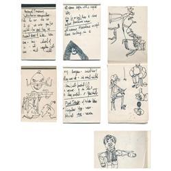 Stu's German drawing pad