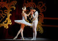 Svetlana at Swan Lake curtain call - svetlana-zakharova photo