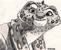 Tai Lung Cub - tai-lung fan art
