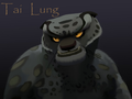 Tai Lung - tai-lung fan art