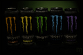 Taste the Monster - monster-energy-drink fan art