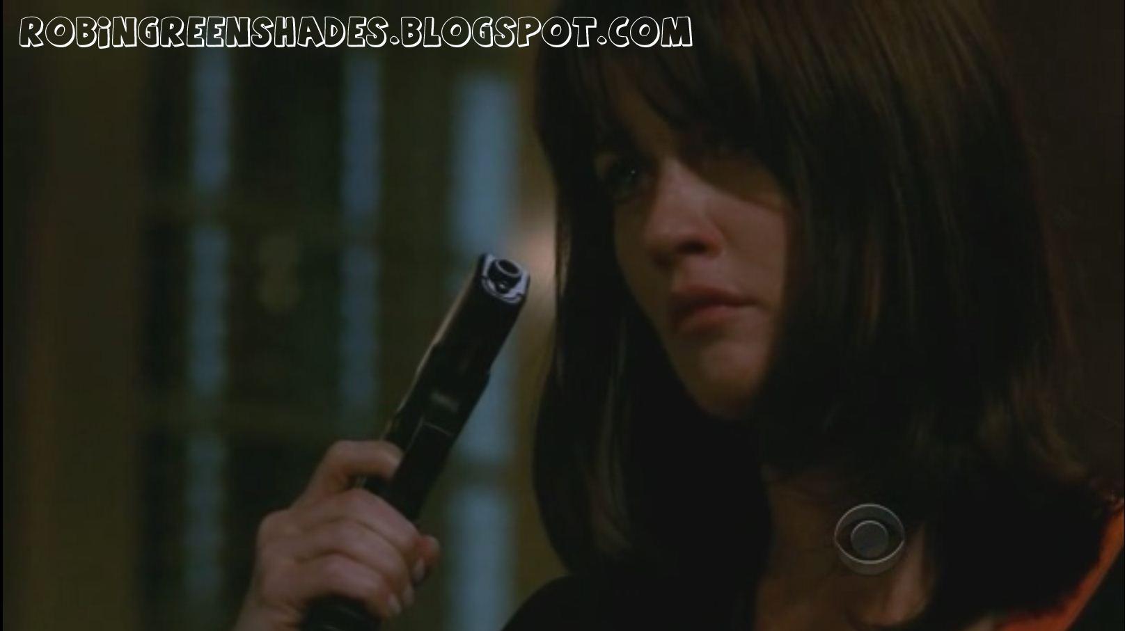 Teresa Lisbon - 2x03 Red Badge