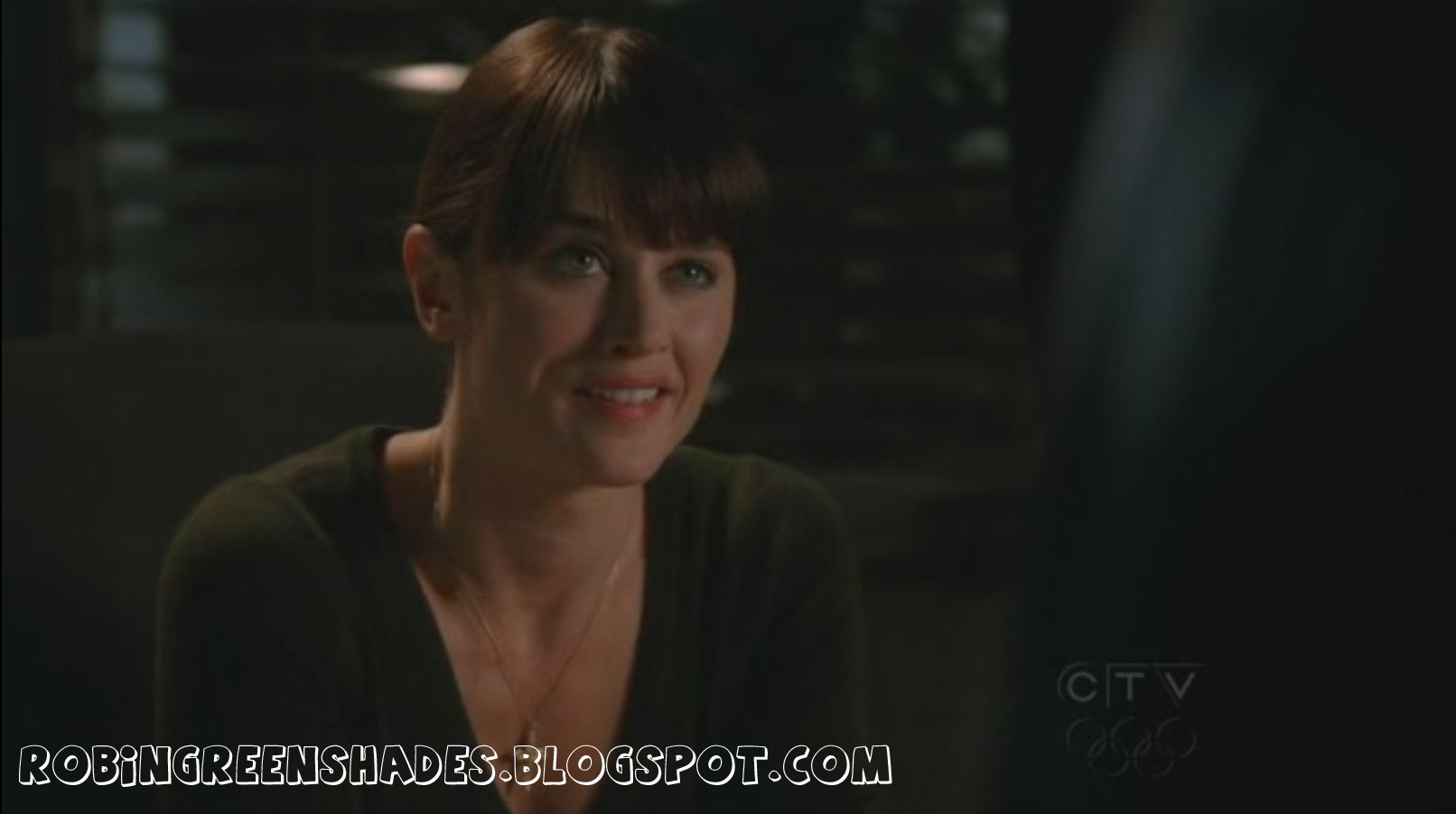 Teresa Lisbon - 2x06 Black oro and Red Blood