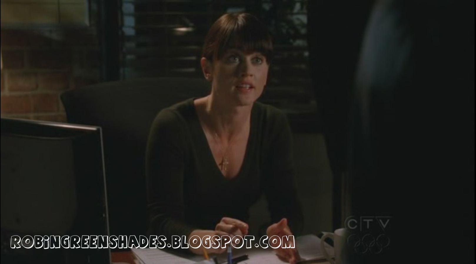 Teresa Lisbon - 2x06 Black oro and Red Blood