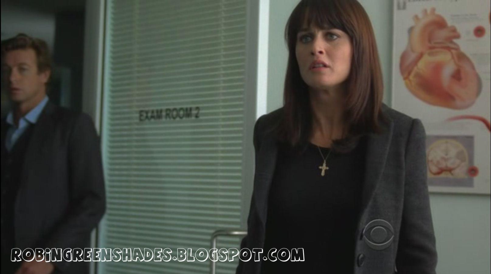 Teresa Lisbon - 2x08 His Red Right Hand
