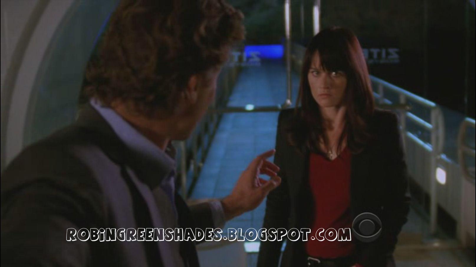 Teresa Lisbon - 2x16 Code Red