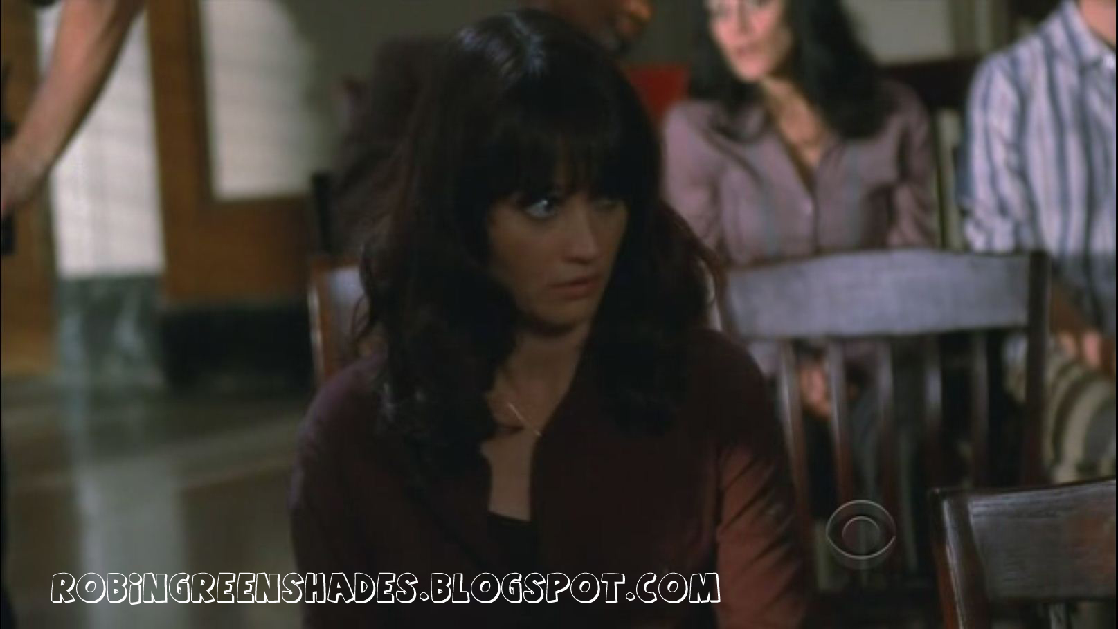Teresa Lisbon - 2x19 Blood Money