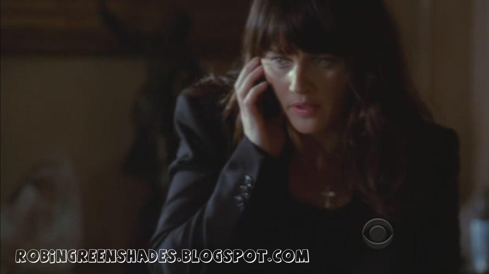 Teresa Lisbon - 2x20 Red All Over