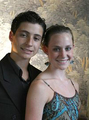 Tessa virtue and Scott Moir - Teenagers