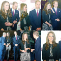 The Duke and the Duchess of Cambridge at Royal Albert Hall - 12/06/11 - prince-william-and-kate-middleton fan art
