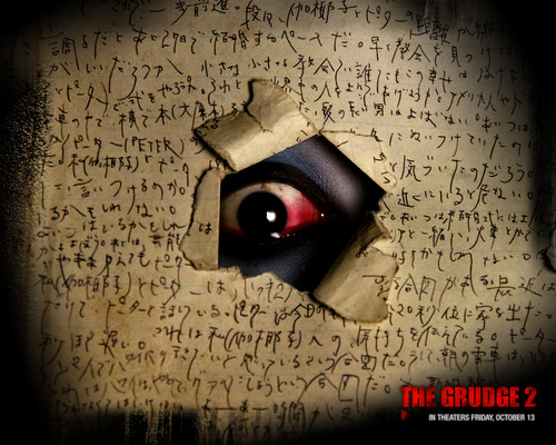 film horror wallpaper called The Grudge 2