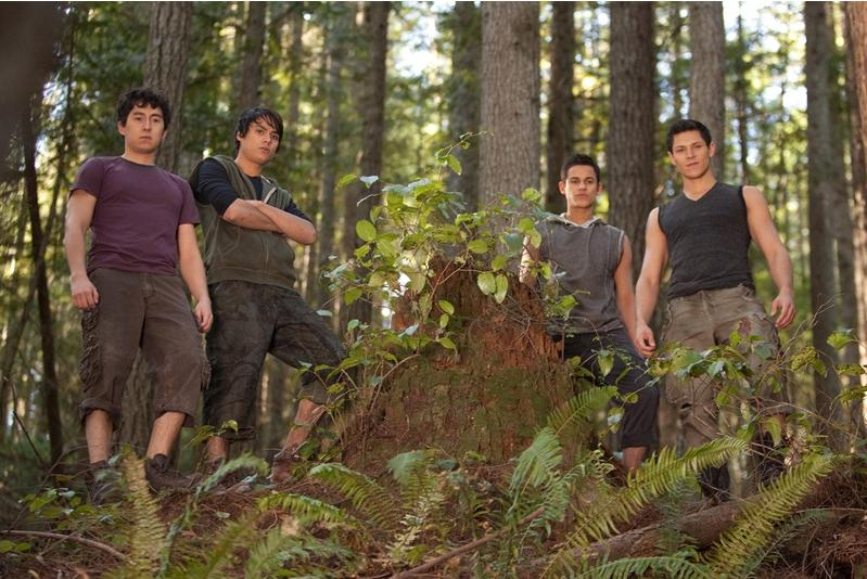 The Quileute Wolf Pack...