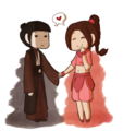 Ty Lee and Mai - avatar-the-last-airbender fan art