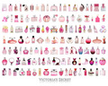 VS Pink - victorias-secret wallpaper