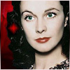 Vivien Leigh photo with a portrait entitled Vivien Leigh