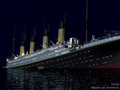 Water Reached Bow - rms-titanic photo