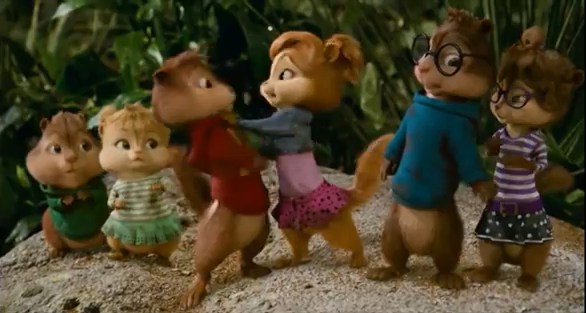 What if we re here forever alvin and the chipmunks 3 chip wrecked 27486384 586 313 - ���� ����� �������� 3 - Film Alvin and the Chipmunks 3