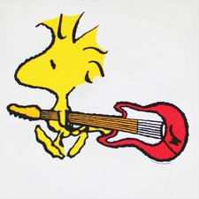 Woodstock with gitar
