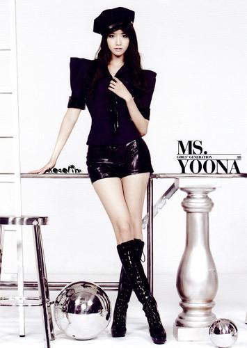 Yoona - Mr.Taxi