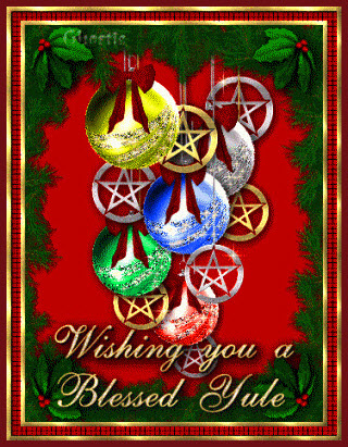 Paganism wallpaper titled Yule