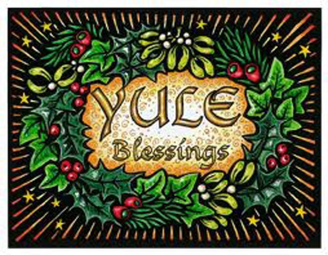 Yule - Paganism Photo (27419269) - Fanpop